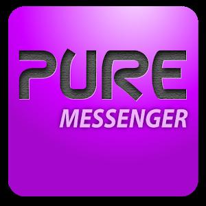 Cover art Pure messenger widget
