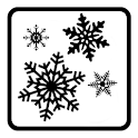 Snow wall live wallpaper icon
