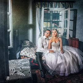 wedding by Dejan Nikolic Fotograf Krusevac - Wedding Bride & Groom ( sabac, smederevo, vencanje, porodin, pozarevac, svadba, velika plana, svilajnac )