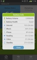 Screenshot of Battery Elf