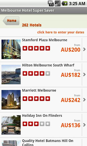 Melbourne Hotel Super Saver
