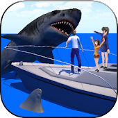 Shark Attack 3D Simulator APK for Bluestacks