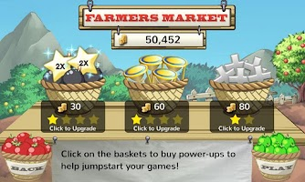 Screenshot of Word Farm
