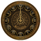10 Steampunk Clocks icon