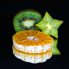 Seasonal slices by Asif Bora - Food & Drink Fruits & Vegetables (  )