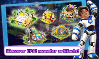 Screenshot of Monsterama Planet