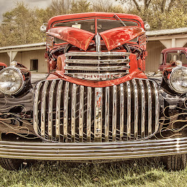 by Becky Kempf - Transportation Automobiles ( car, chevy )