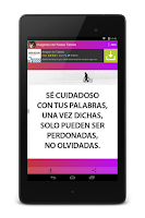 Screenshot of Imagenes con Frases Tiernas