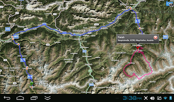 Screenshot of Maps & GPS Navigation
