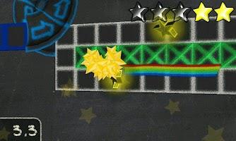 Screenshot of Rainbow Racer