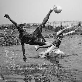 Untamed  by Abdulla Al Rafi - Sports & Fitness Soccer/Association football