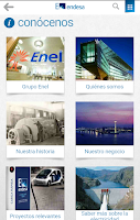 Screenshot of Endesa Mobile