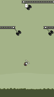 Ninja Fly - screenshot
