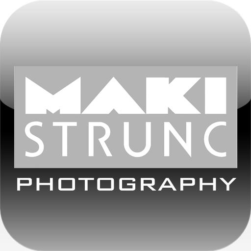 Maki Strunc Photography LOGO-APP點子