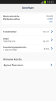 Screenshot of Handelsbanken SE – Privat