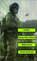 Screenshot of MW3 Game Play Exposed