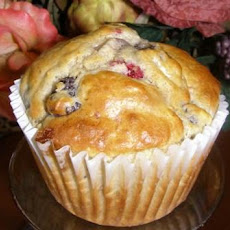 Big Berry Light Muffins