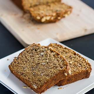Healthy Whole Wheat Banana Nut Bread