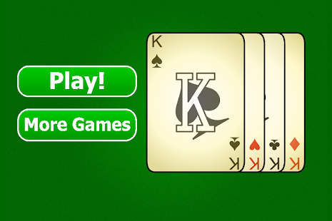 Klondike Solitaire - screenshot