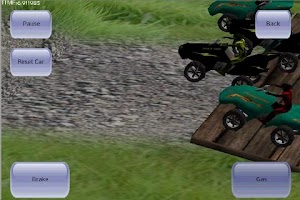 Screenshot of 3D ATV Race