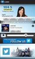 Screenshot of Bell Media Radio
