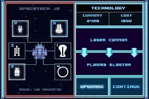Screenshot of Vindicator PRO