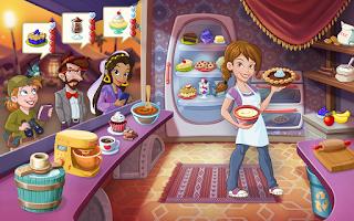 Screenshot of Kitchen Scramble