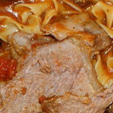 Pot Roast with an Italian Twist