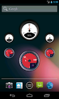 Screenshot of Battery Dash Widget