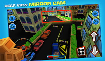 Screenshot of Parking Evolution 3D