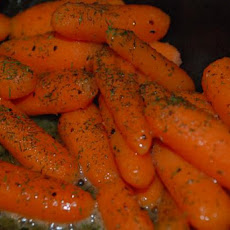 Glazed Carrots With Fresh Dill