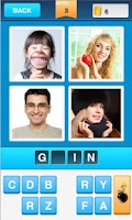 Screenshot of 4 Pics 1 Word - Guess Words