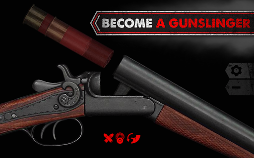 Weaphones Antiques Gun Sim - screenshot