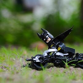 batman offroad by Ahmad khoirul Hakim - Artistic Objects Toys