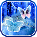 App Abstract Butterflies Wallpaper APK for Kindle