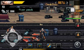 Screenshot of Street Fight