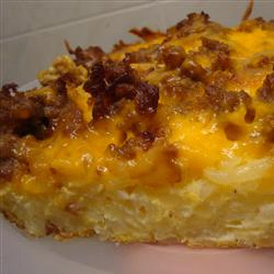 Hash Brown and Egg Casserole