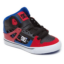DC Branding High Top TRAINER