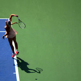 Women's Singles by Lorraine D.  Heaney - Sports & Fitness Tennis