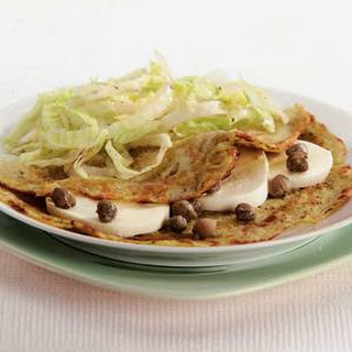 Pancake With Mozzarella Recipes