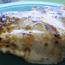 Citrus Barbecued Chicken