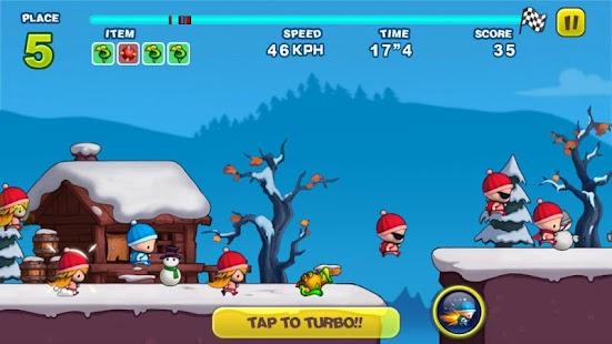 Turbo Kids APK for Ubuntu