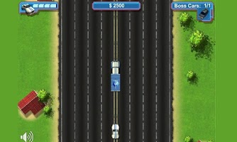 Screenshot of Prepare Car speed battle