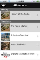 Screenshot of The Forks
