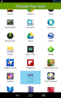Screenshot of Giganticon - Big Icons