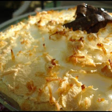 Double Coconut Cream Pie