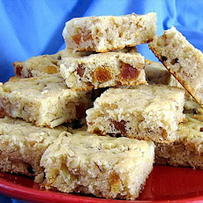 Chewy Apricot Coconut Bars (Diabetic)