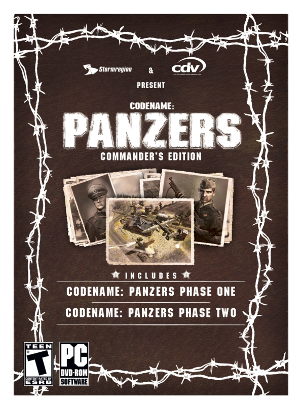 Codename: Panzers, Commanders Edition
