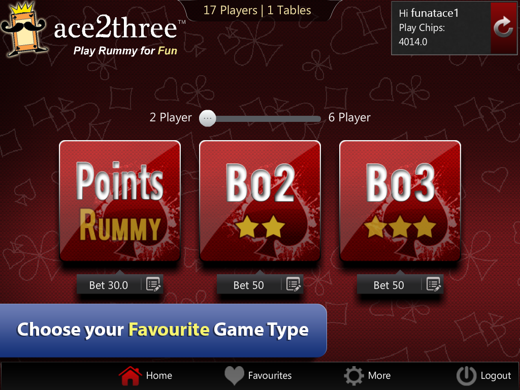 Ace2Three Rummy Screenshot 13