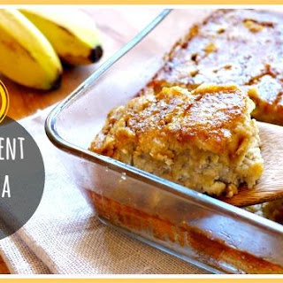 Super Easy Banana Cake